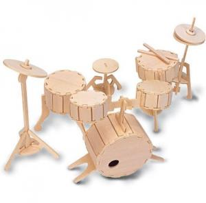 woodkraft kit drums