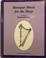 Baroque Music for Harp