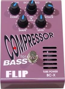 FLIP Tube Bass-Compressor
