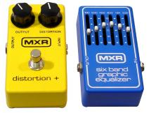 MXR -  Distortion , EQ